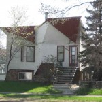 Spruce Ave front view