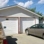 2 car garage lores